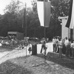 Bári focsipálya átadása 1979