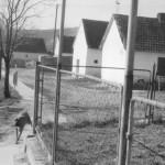 Bári pékség környéke 1973