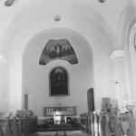 Bári templom belseje